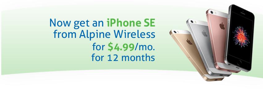 Alpine iPhone FB Cover