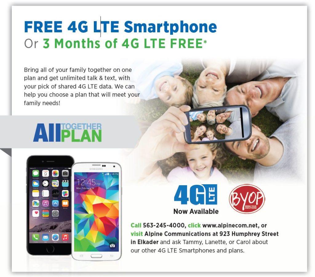 4G Ad