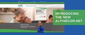 Alpine Website
