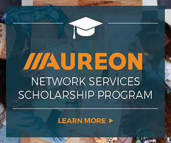 Aureon Network Services Scholarship Available