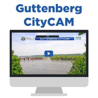 KCRG Guttenberg CityCAM