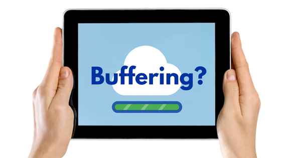 internet buffering