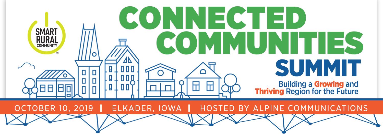 Alpine Communications Connected Communities Summit Elkader Iowa
