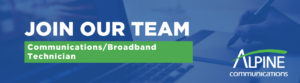 Communications Broadband Technician