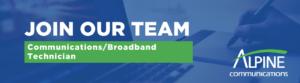 Communications Broadband Technician