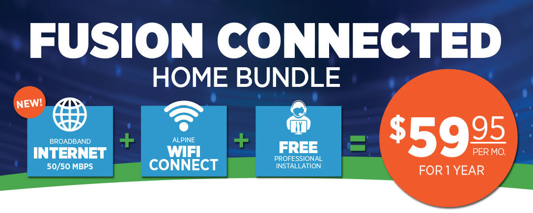Fusion Connected Home Bundle